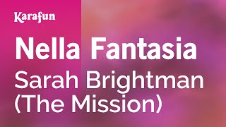 Karaoke Nella Fantasia (The Mission) - Sarah Brightman *