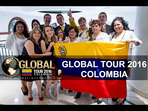 Global InterGold Colombia: Gold is the real money!