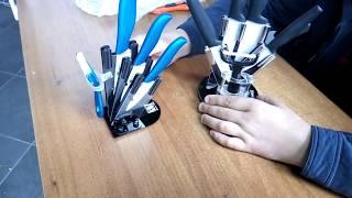 набор керамических ножей из Китая с AliExpress Керамический нож
