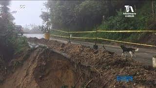 El invierno sigue sumando emergencias en Antioquia