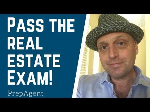 Real Estate Exam Webinar: Laws of Agency (7/24/19)