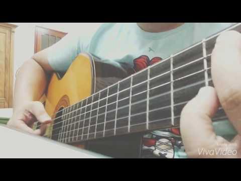 Anh cứ đi đi (Vương Anh Tú) - Finger style guitar cover