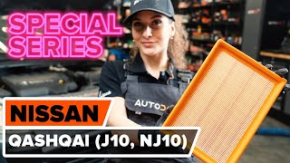 How to replace Caliper rebuild kit on NISSAN LEAF (ZE1) - video tutorial