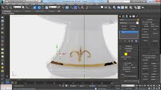 Видеоурок по моделированию вазы 1920 1080