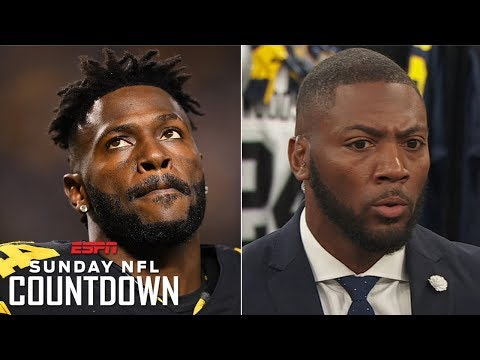 Antonio Brown isn't 'mature enough' to lead Steelers - Ryan Clark | NFL Countdown