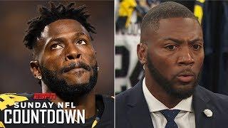 Antonio Brown isn't 'mature enough' to lead Steelers - Ryan Clark | NFL Countdown
