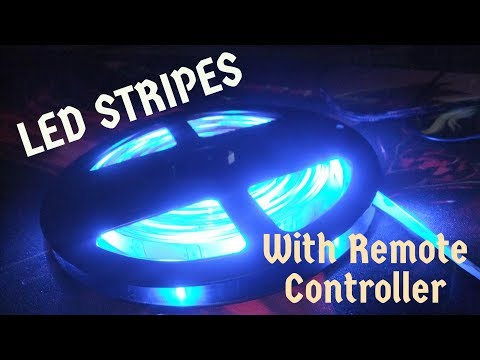 RGB LED Strips Review 16 feet -Gamers Of Bangladesh official Shop GGS