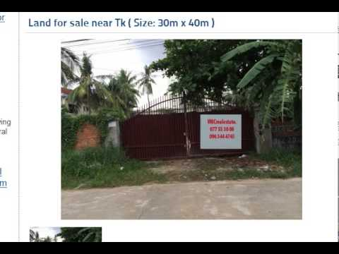 Khmer Real Estate News | Land For Sale in Cambodia | Cambodia Real Estate News  Part7