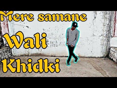 mere-samne-wali-khidki-mein-|-karan-nawani-|-ukulele-cover-|-padosan-|-kishore-kumar-|-dance-|