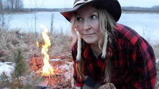 Why I Carry a Gun in the Woods | Steak & Campfire Stories