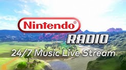 🍄NINTENDO RADIO [24/7 Nintendo Music Live Stream]⭐