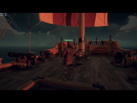 Sea Of Thieves Open Beta (PC Max Graphics)