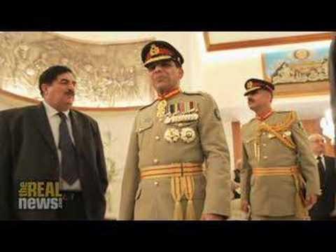 Musharraf's future uncertain