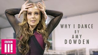 """""""It's A Feeling You Can't Explain"""": Why I Dance By Amy Dowden    BBC Three Does Strictly"""