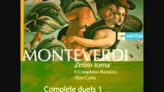 Monteverdi - Io son pur vezzosetta