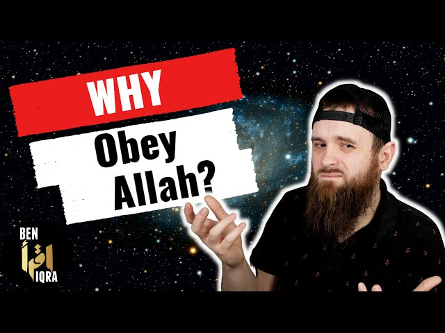 Why Obey Allah ? 🤔   Are Doubts creeping in?