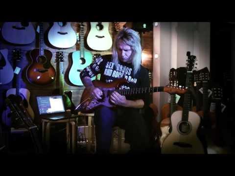 BLADE RH4 Live at Hammer MusicShop Workshop