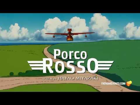 Studio Ghibli Fest 2018 - Porco Rosso Trailer