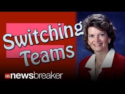 SWITCHING TEAMS: GOP Senator Lisa Murkowski Now Supporting Gay Marriage