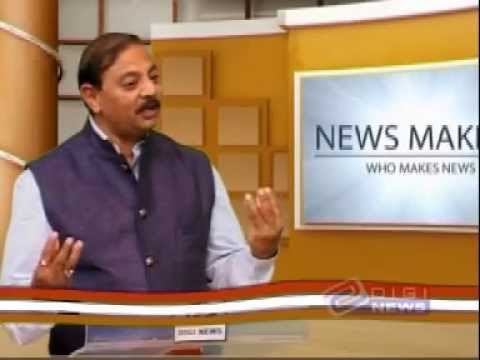 Mukesh Hajela, CEO NICT, newsmakers @ DIGI NEWS Indore 19/06/2013