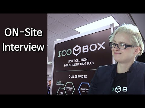 ICOBOX Interview - The North American Bitcoin Conference