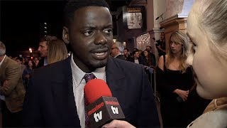Daniel Kaluuya On The Hardest Part Of Filming 'Get Out' | 2018 SBIFF