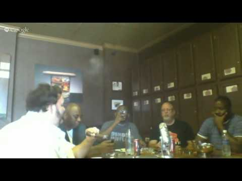 The Cigar Round Table