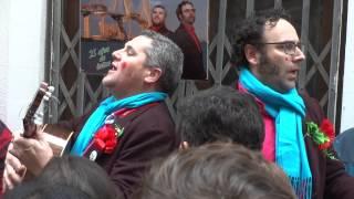 ALMA ANDALUZA. ROMANCERO. SEVILLANAS DEL NIÑO RONCADOR. CARNAVAL DE CADIZ EN LA CALLE 2015