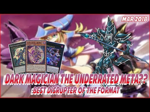 YUGIOH! *COMPETITIVE* IN-DEPTH DARK MAGICIAN DECK PROFILE!  TWO AWESOME DECK PROFILES IN ONE!! 