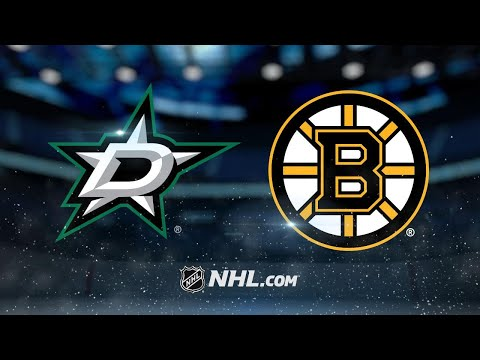 Seguin provides OT winner to lift Stars by Bruins