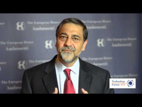 Vivek Wadhwa - Taking Chance to Solve Big Problems