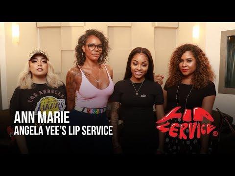 Angela Yee's Lip Service Ft. Ann Marie