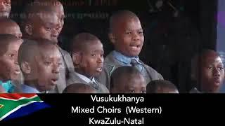 Vusukukhanya Primary School _ I Will Follow Him
