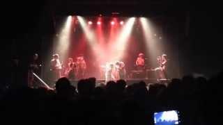 Militantes del Climax - Churro Mañanero  (Niceto 26/04/13)