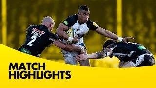 Exeter Chiefs vs Bath Rugby - Aviva Premiership Rugby 2013/14