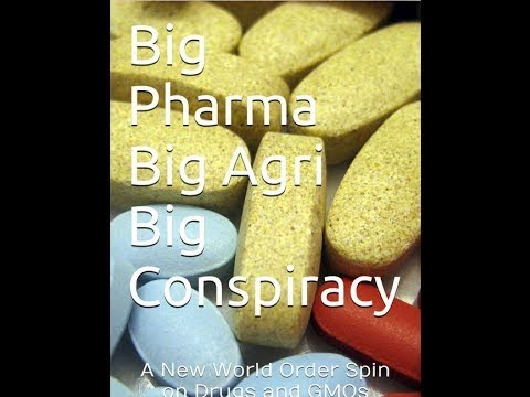 "#63: ""Big Pharma, Big Agri, Big Conspiracy"" with Dina Rae  - Conspiracy Queries with Alan Park"