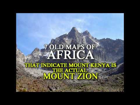 Linguistic PROOF Mt. Zion is in AFRICA beginning at the Nile river!!!!