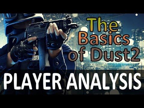 Player Analysis - The Basics of Dust 2 CS:GO
