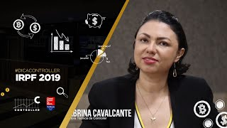 #DICACONTROLLER  - IRPF 2019 | Sabrina Cavalcante