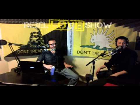 Rebel Love Show Talks New Hampshire