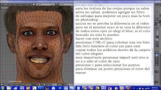 Mejorar texturas de face pes 2014+Pack de hair+Ojos reales Thumbnail
