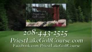 Stay and Play Golf Packages - Hill's Resort and Priest Lake Golf Course