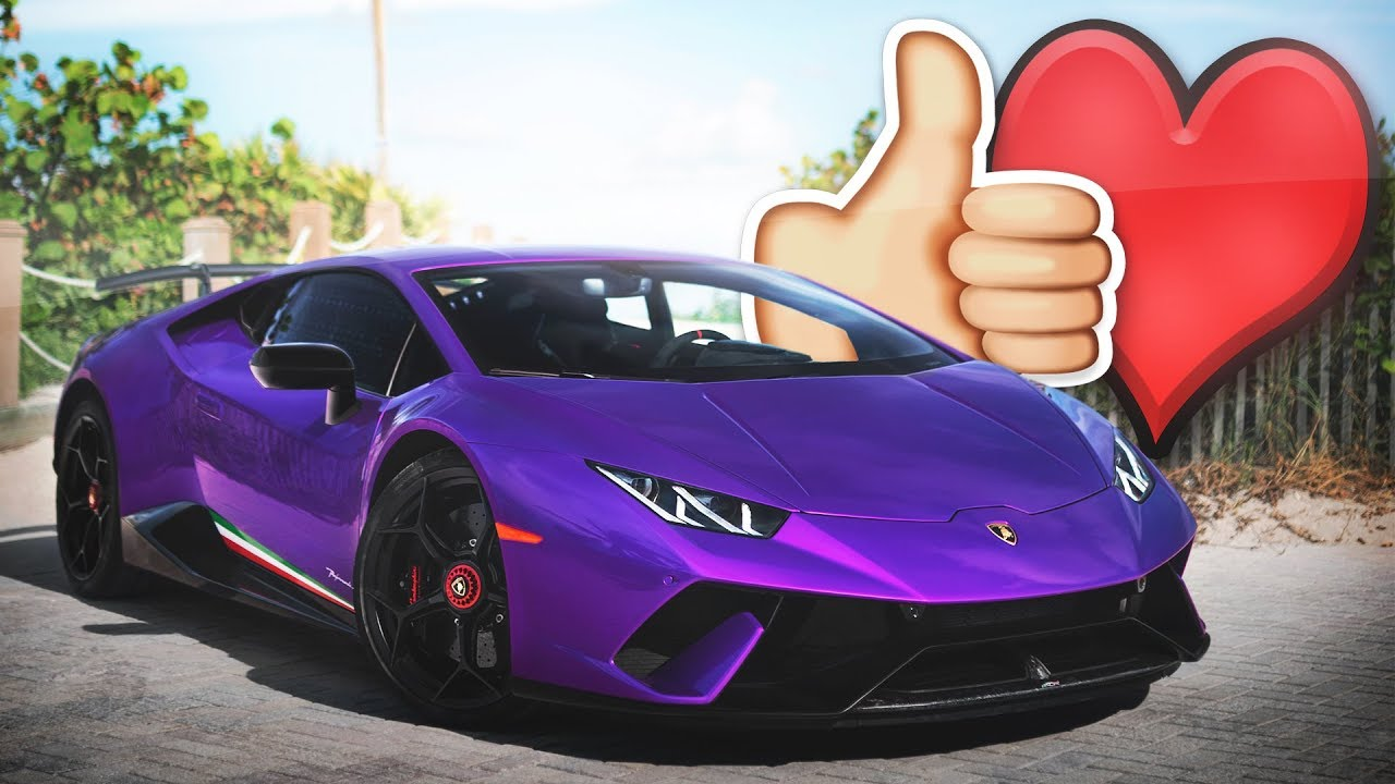 6 Awesome Things About The Huracan Performante Youtube