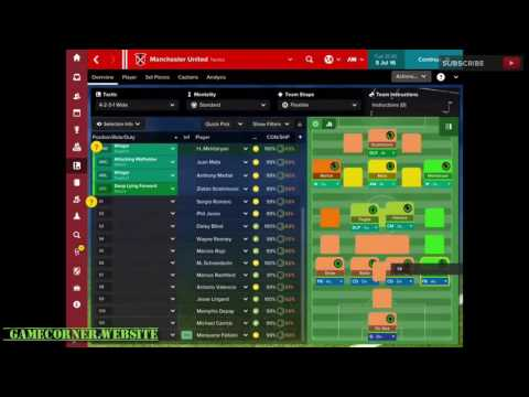 Football Manager Touch 2017 Gameplay iOS/Android/PC | Sport