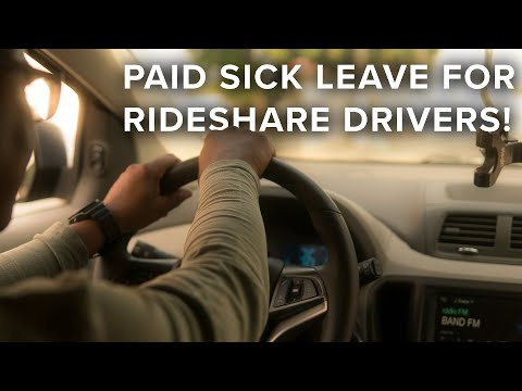 Ride News Now: Paid Sick Leave for Rideshare Drivers