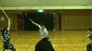 プロダクション東京ドラマハウス殺陣クラス2011・06