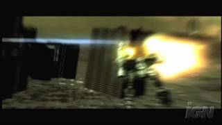 Armored Core 4 PlayStation 3 Trailer - Mech
