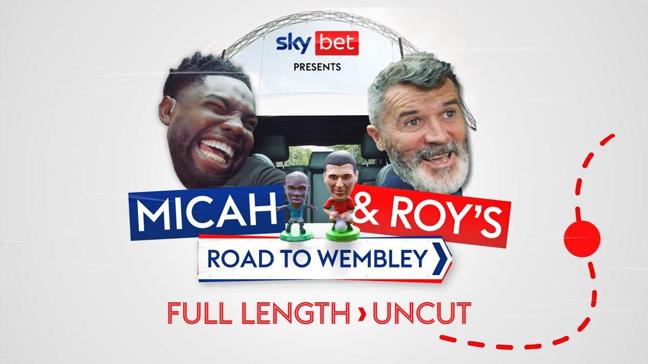 Micah Richards & Roy Keane's Road to Wembley | BONUS full length video!