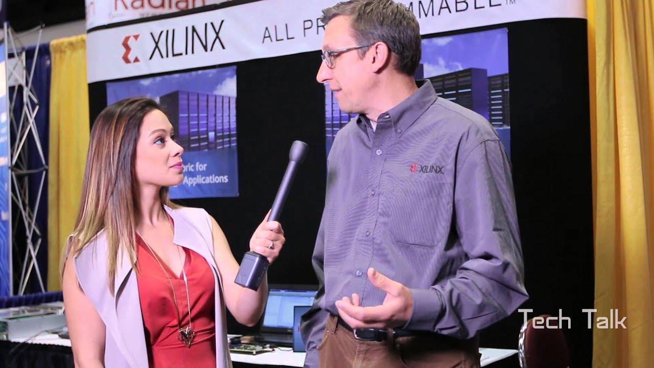 Flash Memory Summit 2015 - XILINX LDPC Error Correction IP Fundamental