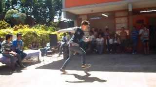 Apresentação Isolina,  (Free Step) Myke kevin°°Rafaell Peixotoºº Marcos Vinicius.